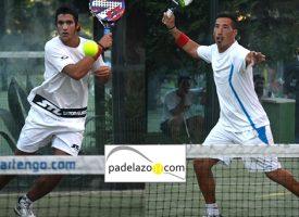 Chino Muñoz y Manu Fernández mecen el juego en la final de 1ª del Torneo Steel Custom en Fuengirola