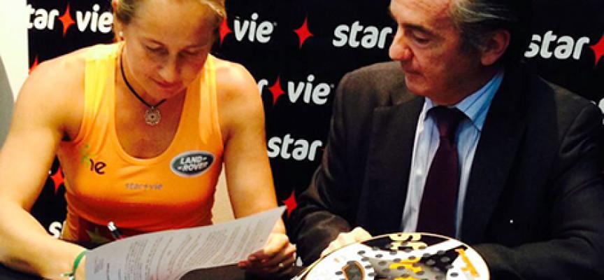 Carolina Navarro eleva la constelación de estrellas de Star Vie
