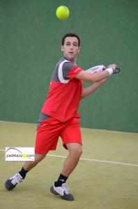 fernando perez padel 3 masculina III Open Benefico de Padel del club Matagrande 2013 Antequera noviembre
