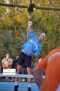 javi ruiz 5 final 1a III Open Benefico de Padel club Matagrande Antequera noviembre 2013
