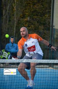 juanjo gutierrez 5 final 1a III Open Benefico de Padel club Matagrande Antequera noviembre 2013
