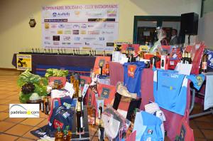 premios III Open Benefico de Padel del club Matagrande 2013 Antequera noviembre