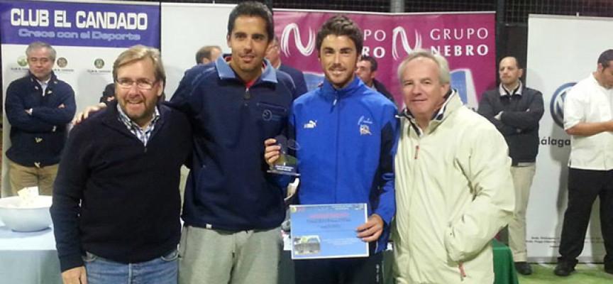 El padel eleva el recuerdo de Sandra Murillo con el Torneo Málaga Wagen en las pistas del club El Candado
