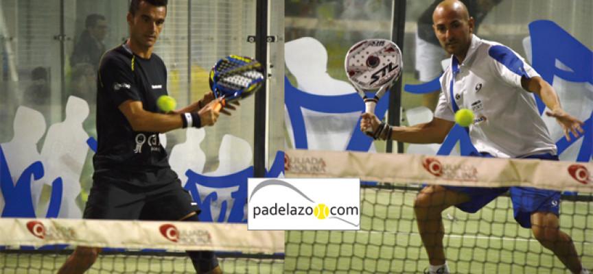 Sergio Beracierto y Pablo Herrera remontan hasta alumbrar una trabajada victoria en la V Prueba de la FAP en Málaga