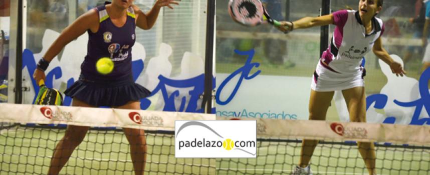 Rocío González y Bea Ramírez imponen su dictado en la V prueba de la FAP en Ocean Padel