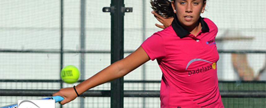 La cantera malagueña impone su juego con cinco títulos en el Campeonato de Andalucía de Padel de Menores 2013