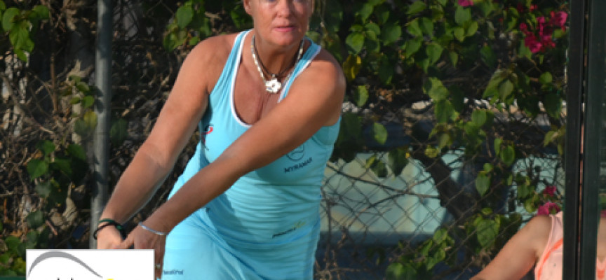 Intenso y brillante el padel en el Torneo Drop Shot en Vals Sport Churriana
