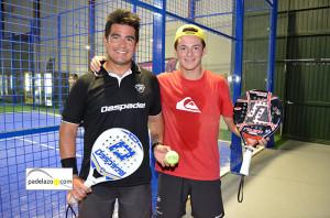 gabo-loredo-y-cayetano-rocafort-padel-campeones-final-1-masculina-torneo-hotel-universitario-fantasy-padel-diciembre-2013