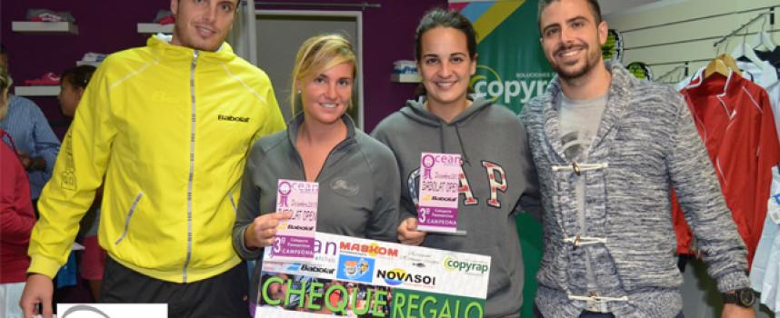 Ocean Padel pone fin a la temporada con su último torneo Babolat de 2013