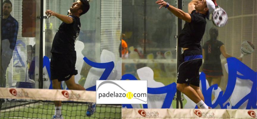 Pedro Caballero y Nico Moral resurgen a tiempo para cerrar 2013 con éxito en el Torneo Babolat de Ocean Padel