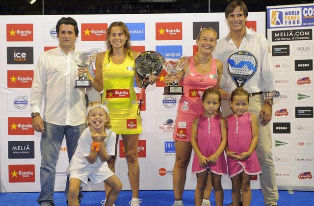 carolina navarro cecilia reiter campeones world padel tour malaga 2013