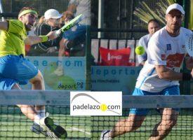 Juanjo Gutiérrez y Alejandro Ruiz coronan su padel intenso en el Campeonato Provincial Absoluto 2014
