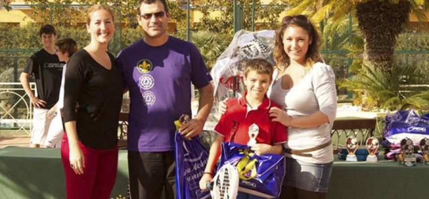 El padel arranca con fuerza 2014 en Nueva Alcántara en el IV Open Estrella Damm