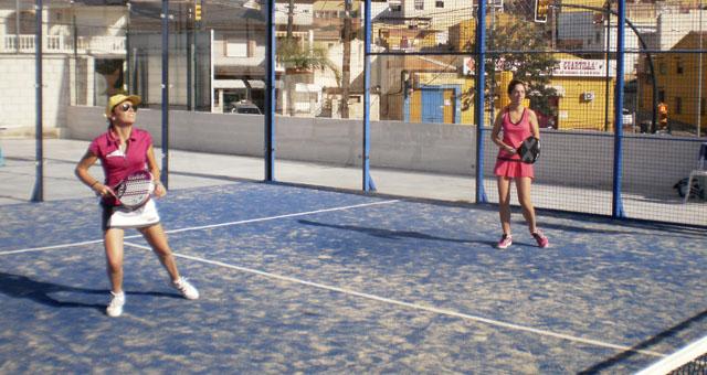 Resultados I Torneo Punto Padel Málaga 2014 Colegio Europa
