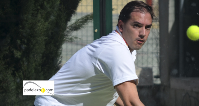 blas 2 padel 3 masculina Torneo Padel Invierno Club Calderon febrero 2014