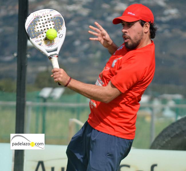 jose carlos sanjuan 3 padel 2 masculina torneo aguilazo cerrado del aguila febrero 2014