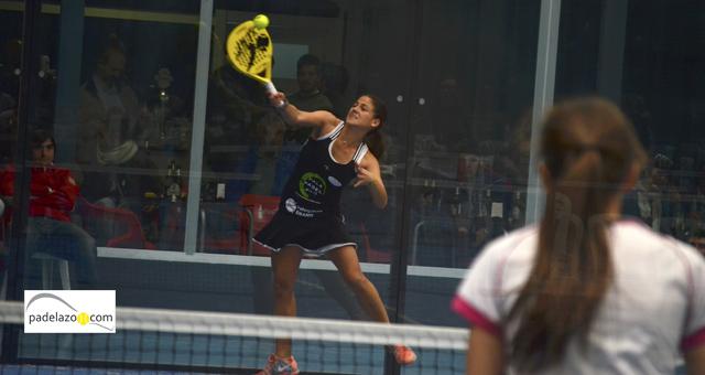 mari carmen villalba 2 final femenina copa andalucia padel sport granada febrero 2014