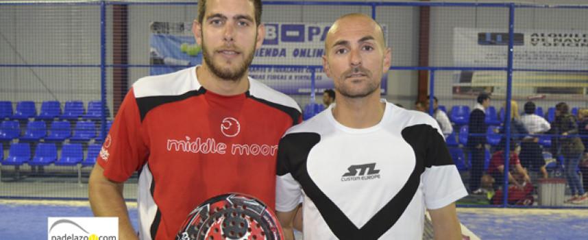 Sergio Beracierto y Fran Tobaria acaban con la resistencia rival en la final de Fantasy Padel