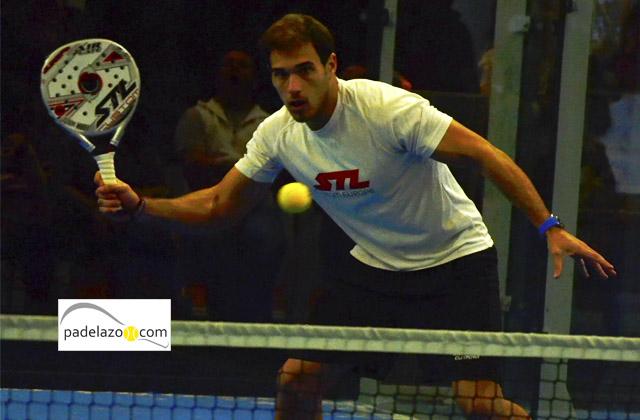 nico moral-1-masculina-torneo-Invierno-Padel-N-Sports-Estepona-enero-2014