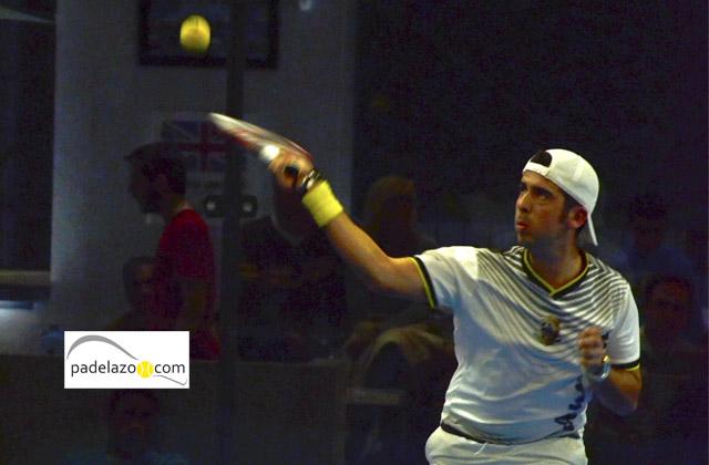 pedro caballero 1-masculina-torneo-Invierno-Padel-N-Sports-Estepona-enero-2014