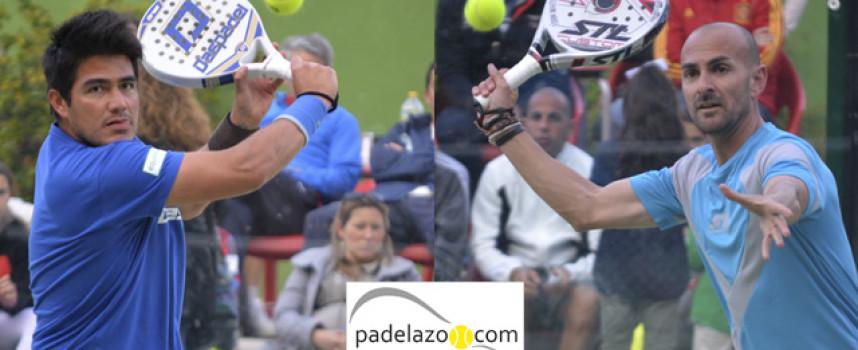 Gabo Loredo y Sergio Beracierto sellan la victoria en una final memorable en el club Calderón
