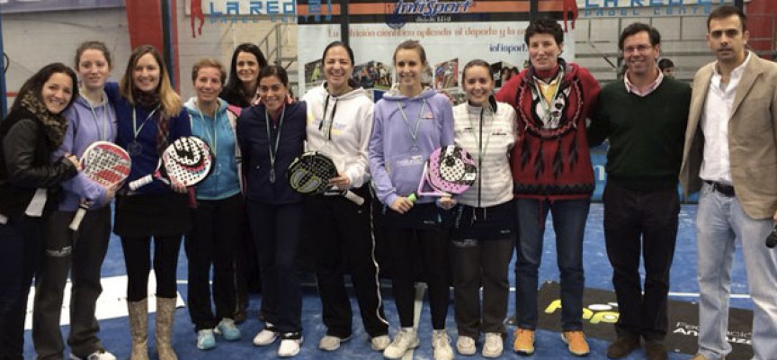 El equipo femenino de La Capellanía suma su undécima final en el Campeonato de Andalucía de Padel por Equipos de 1ª
