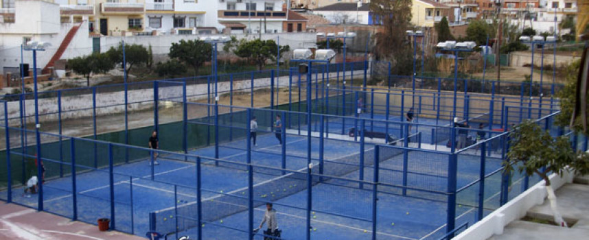El Club El Manantial, en El Puerto de la Torre, se suma a la carrera del padel en Málaga