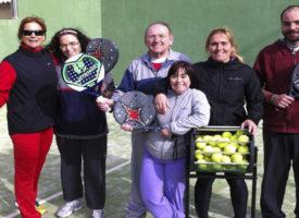 Nace en Málaga Palas para Todos: un proyecto de padel adaptado que regala vida