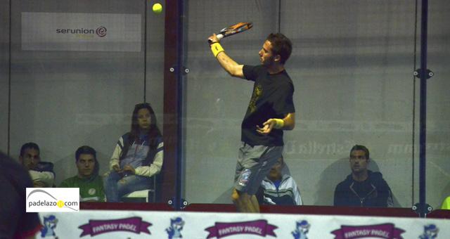carlos muñoz final 1 masculina torneo fantasy padel marzo 2014