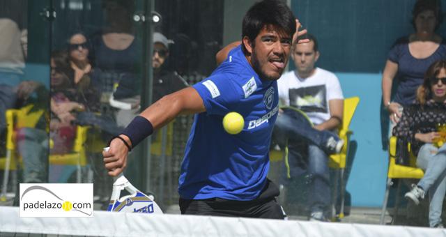 gabo loredo 7 final torneo inauguracion vals sport teatinos malaga marzo 2014