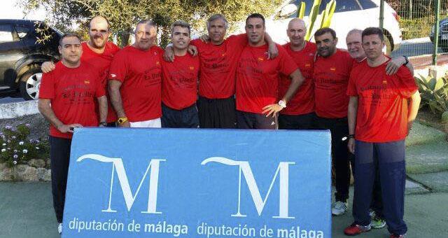 equipo veteranos capellania marzo 2014