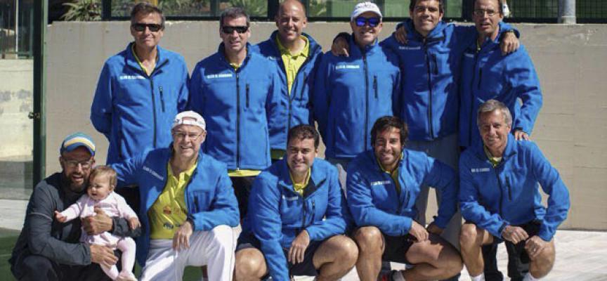 Tres ascensos malagueños en el Campeonato de Andalucía de Padel por Equipos Veteranos de 2ª