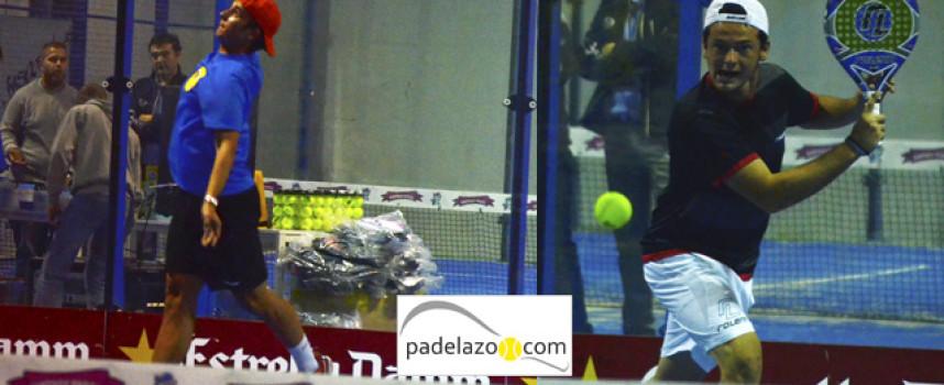 Ernesto Moreno y Cayetano Rocafort se anotan la primera prueba del Circuito Provincial de Padel de la FAP en Málaga