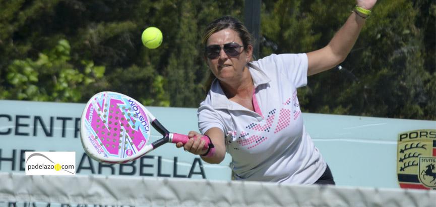 marta angulo padel 4 femenina torneo memorial jesus marquet muñio cerrado aguila marzo 2014