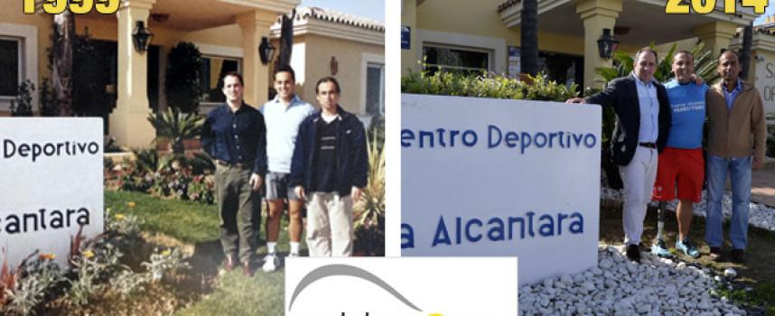 Nueva Alcántara: 15 años haciendo grande el padel