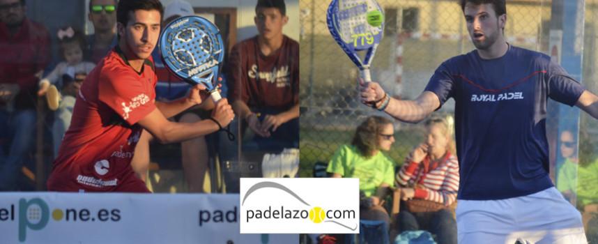 Chiqui Cepero y Rafa Méndez cierran las opciones de sus rivales y vencen en Vals Sport Axarquía