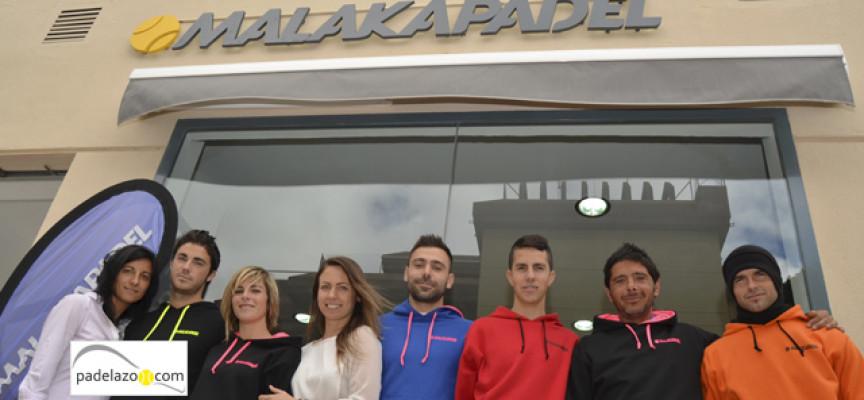 Malakapadel: una tienda, una marca y una comunidad de fans del padel