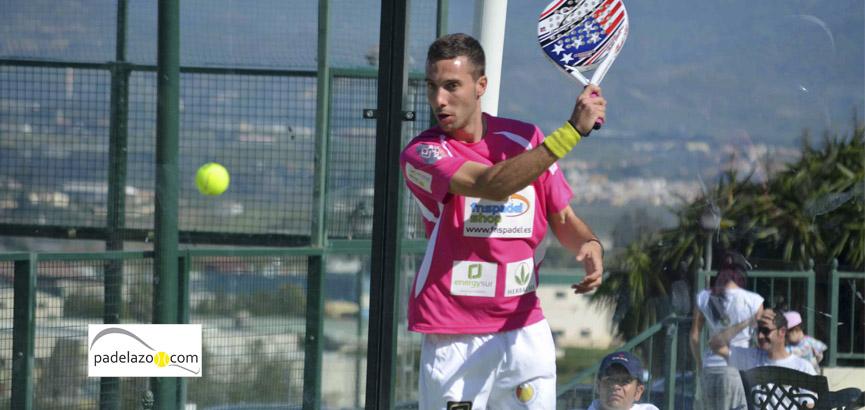 carlos muñoz previa campeonato andalucia padel equipos tercera capellania mayo 2013