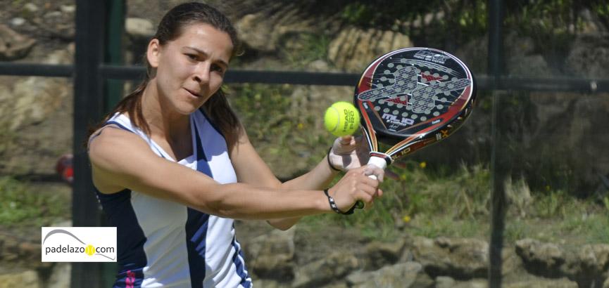 elena ramirez 2 padel junior femenino prueba circuito andaluz menores fap nueva alcantara marbella abril 2014