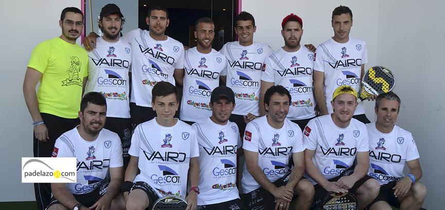 equipo fantasy padel previa masculina campeonato andalucia padel equipos 3 malaga fantasy padel abril 2014