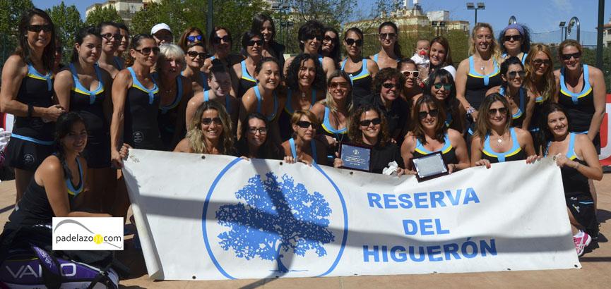 equipo reserva higueron previa masculina campeonato andalucia padel equipos 3 malaga fantasy padel abril 2014