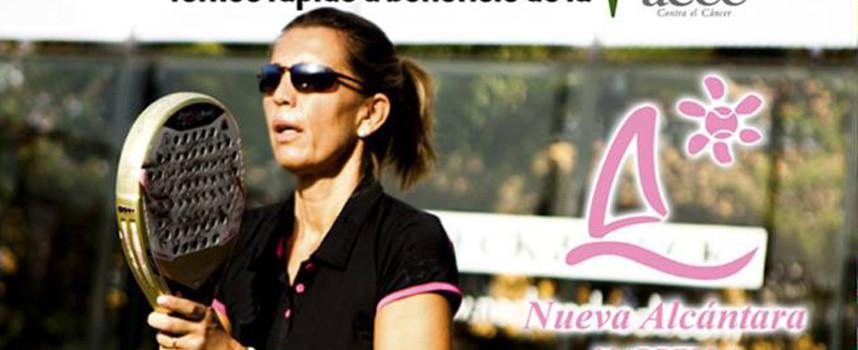 I Torneo Aegon Padel Woman Experience: una fiesta benéfica del padel en Marbella