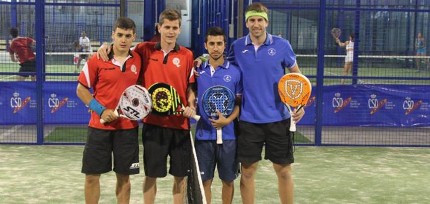 semifinal-masculina-campeonato-de-españa-universitario-de-padel-2014-merida