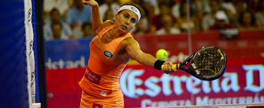 """Cecilia Reiter: """"No es fácil jugar al lado de Carolina Navarro"""""""