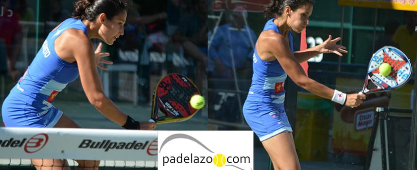 Las gemelas Sánchez Alayeto se agarran a las semis del Campeonato de España del Padel Absoluto 2014