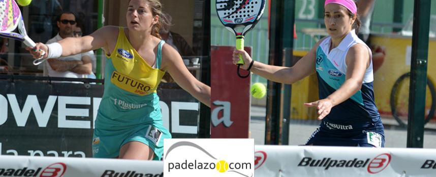 Ale Salazar e Icíar Montes cumplen su profecía: números uno del ranking femenino World Padel Tour 2014