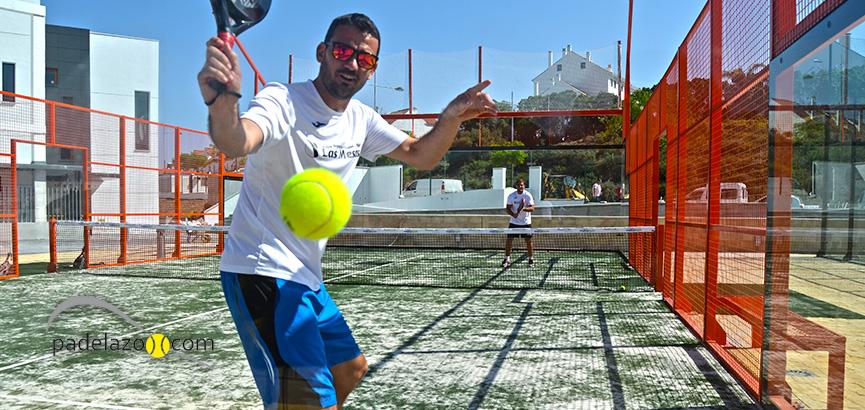 La zona fitness tiene más de 2000 metros cuadrados en Las Mesas.