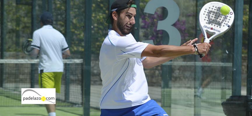 Éxito en el debut de los hermanos Cárdenas con su primer gran torneo de padel en Belife Málaga