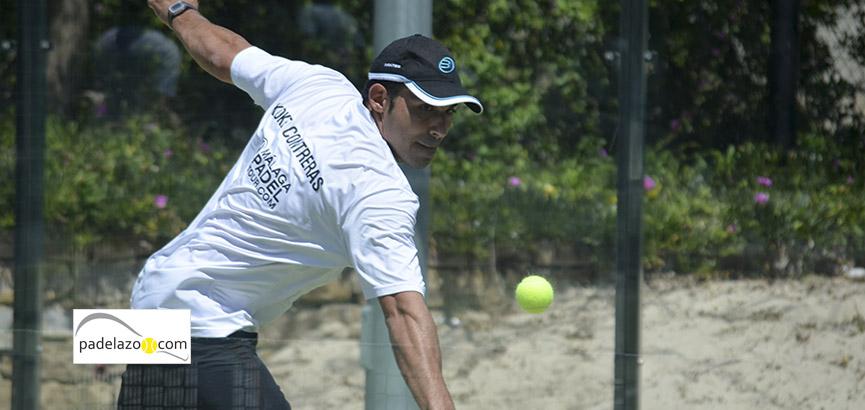 Koke Contreras 2 padel 2 masculina torneo belife mayo 2014
