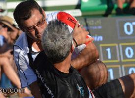 José Antonio Bretones: 15 años combatiendo el dolor con sus manos